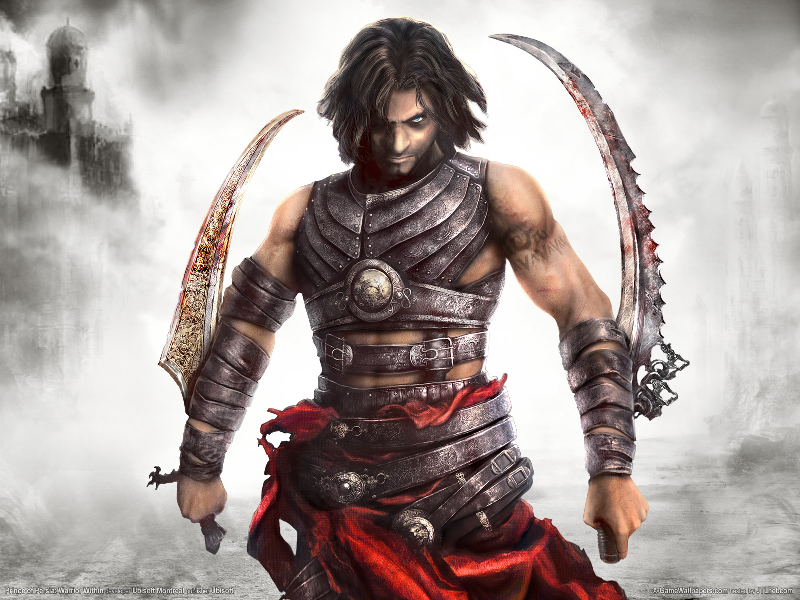 Of persia characters prince within warrior